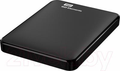 Внешний жесткий диск Western Digital Elements Portable 1.5TB (WDBU6Y0015BBK-EESN)