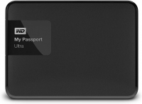 Внешний жесткий диск Western Digital My Passport Ultra 1.5TB Black [WDBBKD0015BBK-EESN] -