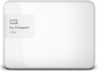 Внешний жесткий диск Western Digital My Passport Ultra 3TB White (WDBBKD0030BWT-EESN) -