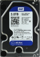 Жесткий диск Western Digital Blue 3TB (WD30EZRZ) -