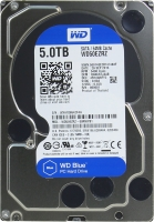 Жесткий диск Western Digital Blue 5TB (WD50EZRZ) -