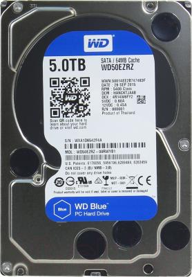 Жесткий диск Western Digital Blue 5TB (WD50EZRZ)