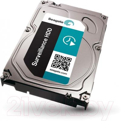 Жесткий диск Seagate Surveillance HDD 6TB (ST6000VX0001)