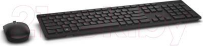 Клавиатура+мышь Dell KM636