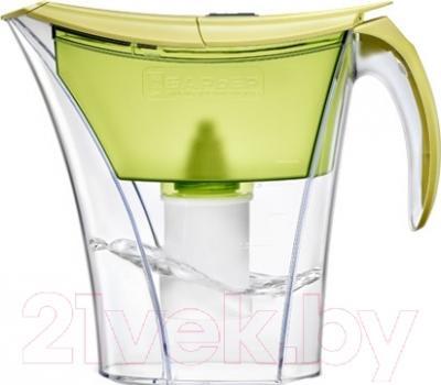 Фильтр питьевой воды БАРЬЕР Смарт (фисташковый)