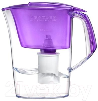 Фильтр питьевой воды БАРЬЕР Стайл (жемчужно-фиолетовый)