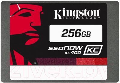 SSD диск Kingston KC400 256GB (SKC400S3B7A/256G)