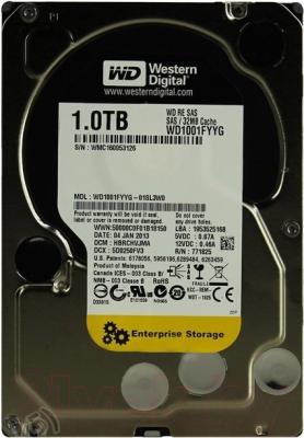 Жесткий диск Western Digital RE 1TB (WD1001FYYG)