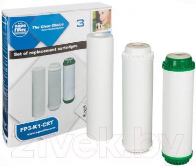 Картридж Aquafilter FP3-K1-CRT (3шт) - общий вид