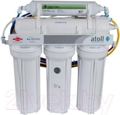 Фильтр питьевой воды Atoll A-550m STD / А-560Em