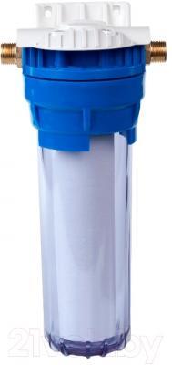 Магистральный фильтр Гейзер 1П 1/2 (прозрачный)