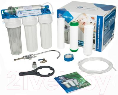 Фильтр питьевой воды Aquafilter FP3-HJ-K1 - комплектация