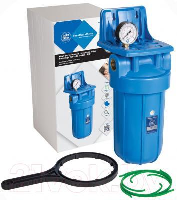 Магистральный фильтр Aquafilter FH10B1-B-WB 10BB - комплектация
