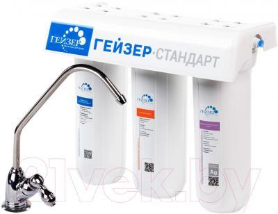 Фильтр питьевой воды Гейзер Стандарт (для жесткой воды)