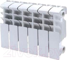 Радиатор алюминиевый Ogint Alpha 200 (6 секций)