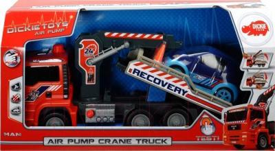 Детская игрушка Dickie Эвакуатор с машинкой (203806000)