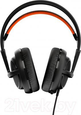 Наушники-гарнитура SteelSeries Siberia 200 Black (51133)