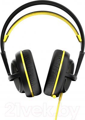 Наушники-гарнитура SteelSeries Siberia 200 (желтый)