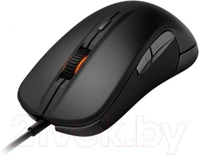 Мышь SteelSeries Rival 300 Black / 62351