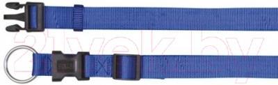 Ошейник Trixie Premium Collar 20142 (XS-S, синий)