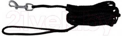 Поводок Trixie 19981 (черный)