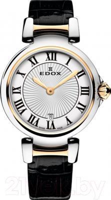 Часы женские наручные Edox 57002 357RC AR