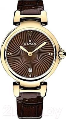 Часы женские наручные Edox 57002 37RC BRIR