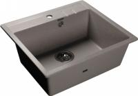 Мойка кухонная GranFest GF-Q560 (серый) -