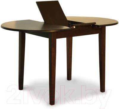 Обеденный стол Домовой EXT3242W4 (капучино)