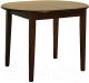 Обеденный стол Домовой EXT3242W4 (капучино) -