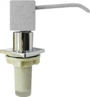 Дозатор встраиваемый в мойку GranFest 004 (серый) -