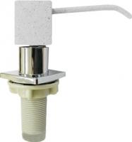 Дозатор встраиваемый в мойку GranFest 004 (белый) -