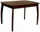 Обеденный стол Домовой EXT3248D4 (капучино) -