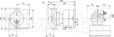 Циркуляционный насос Grundfos Magna3 25-60 180 (97924245)