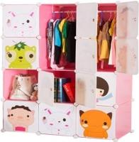 Система хранения Sundays С1201-Р (розовый) -
