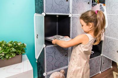 Система хранения Sundays С1601-BU (голубой) - цвет товара уточняйте при заказе