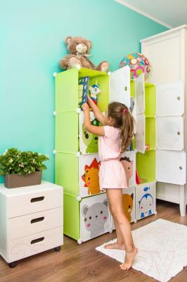 Система хранения Sundays С401-Р (розовый) - цвет товара уточняйте при заказе