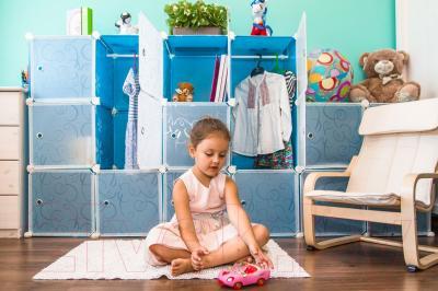 Система хранения Sundays С901-BU (голубой)