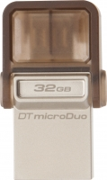 Usb flash накопитель Kingston DataTraveler microDuo 32GB (DTDUO/32GB) -