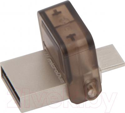 Usb flash накопитель Kingston DataTraveler microDuo 32GB (DTDUO/32GB)