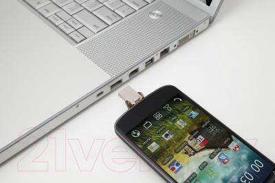 Usb flash накопитель Kingston DataTraveler microDuo 32GB (DTDUO/32GB)