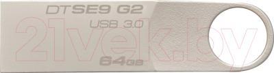 Usb flash накопитель Kingston DataTraveler SE9 G2 64GB (DTSE9G2/64GB)