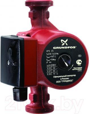 Циркуляционный насос Grundfos UPS 25-55 180 (95906404)