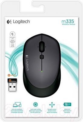 Мышь Logitech M335 (910-004438)