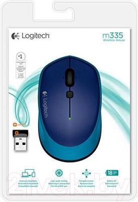 Мышь Logitech M335 (910-004546)