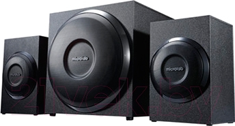 Мультимедиа акустика Microlab M-110 (черный)