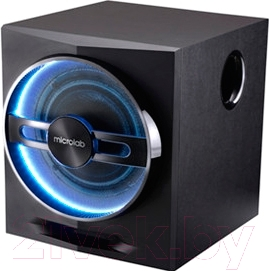 Мультимедиа акустика Microlab T10 (черный)