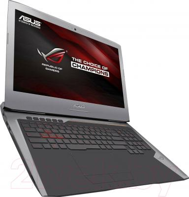 Ноутбук Asus G752VY-GC162T