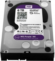 Жесткий диск Western Digital Purple NV 6TB (WD6NPURX) -