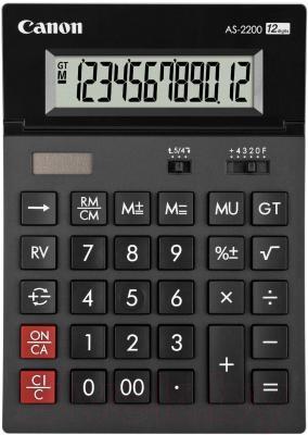 Калькулятор Canon AS-2200 (4584B001AA)